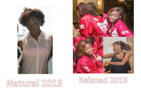 Starting From the Bottom: Transitioning to Natural Hair