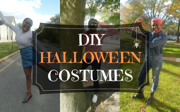 DIY Halloween Costumes Straight from Your Closet