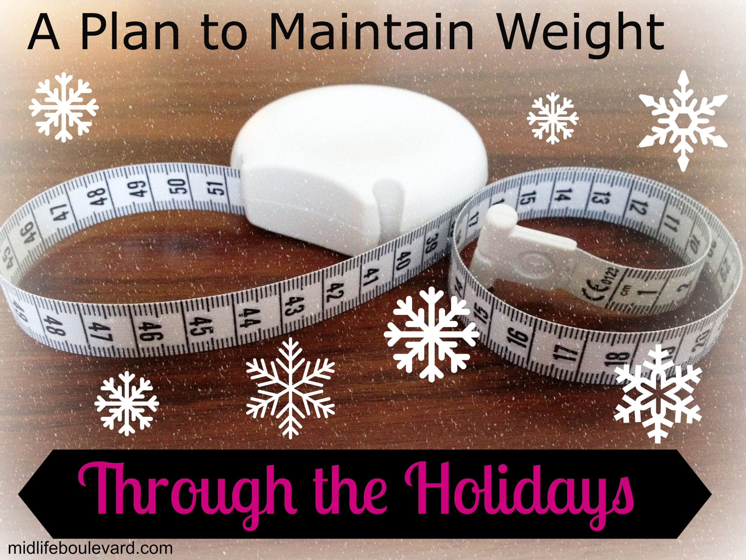 How To Stay Fit Through The Holidays!