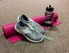 How to Stay in Shape Through College